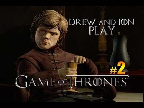 Game of Thrones Ep. 1 | Iron From Ice | Part 2 | w/ Drew & J