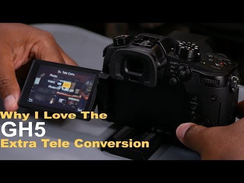 GH5 Why I LoveThe Extra Tele Conversion Function