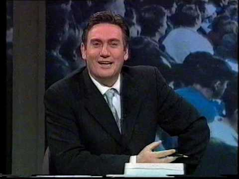 AFL Footy Show   Credits and Sam Trying To Stay Safe 2000