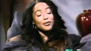 Rare Aaliyah Interview pt. 2