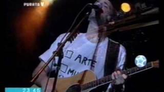 Travis - Closer (Live Argentina - Yeah Festival)