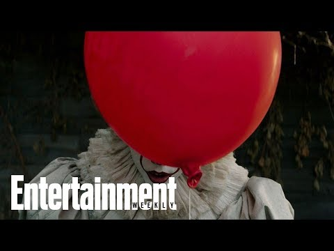 Is That You Pennywise? Red Balloon Seen At Stephen King's Home | News Flash | Entertainment Weekly