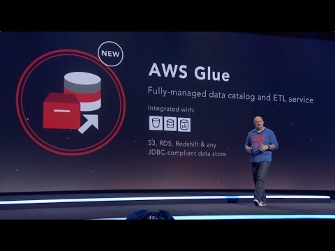 AWS re:Invent 2016 - Introduction to AWS Glue – Fully Managed ETL Service on AWS