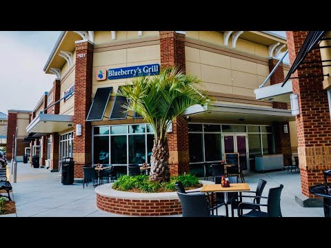 Blueberry's Grill | Myrtle Beach, SC