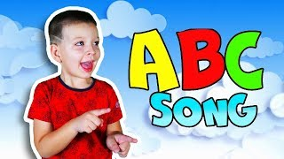 ABC Phonics Song | Learn English Alphabet with Kids song by Funny Max