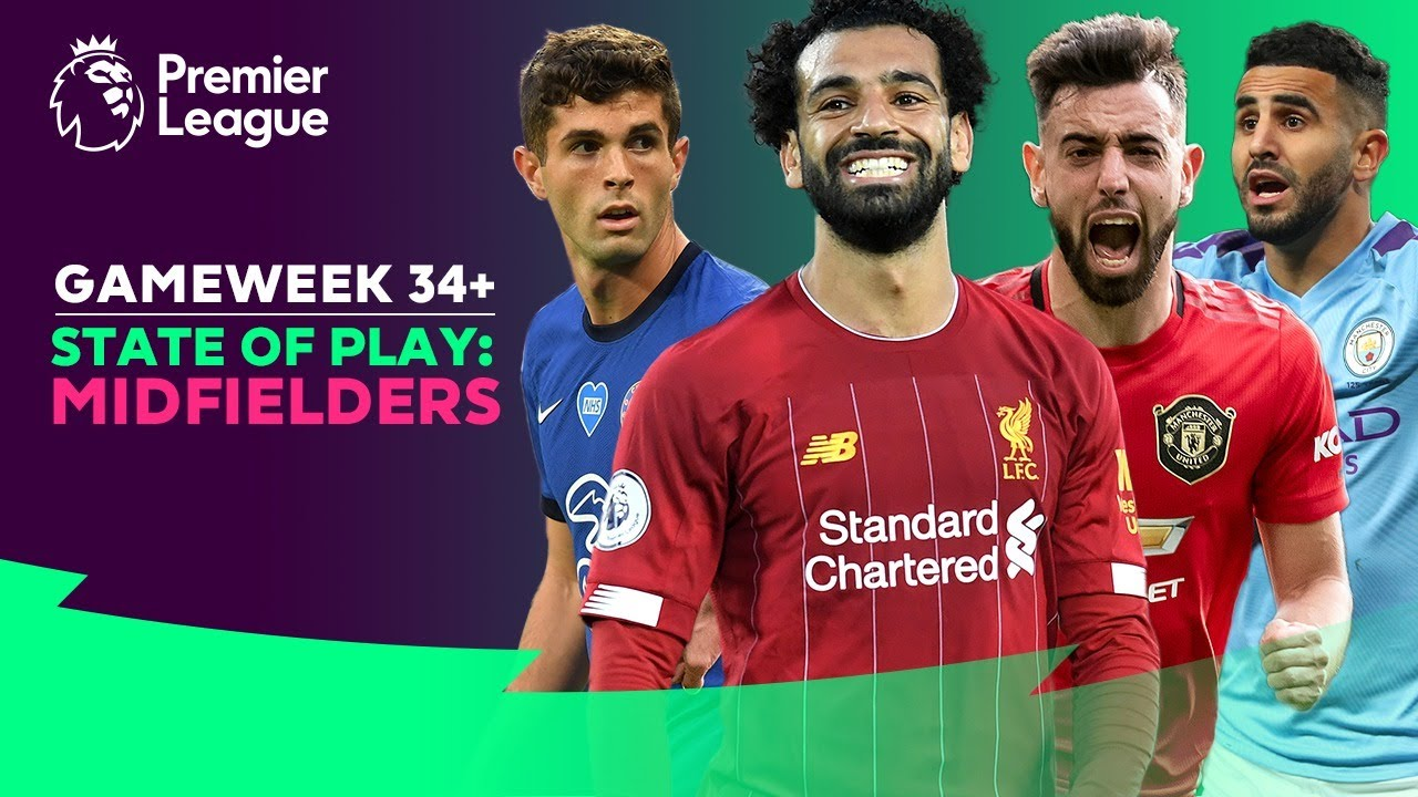 State of Play: Midfielders | The FPL Show | Gameweek 34+