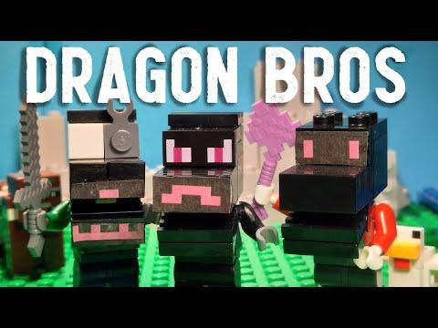 Lego Dragon Bros