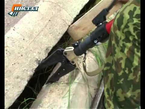 Аварийно-спасательный инструмент КРУГ-1С. Обзор. Апробация РОСН.