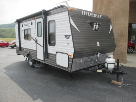 Stoystown Auto Sales >> 2016 Hideout Camper - Price: $ 9,450 Near Pittsburgh Salvage minor hail damage - YouTube