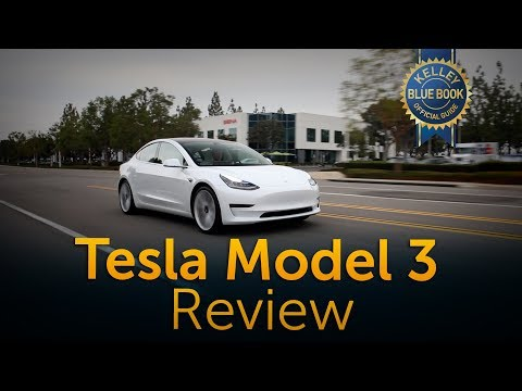 2019 Tesla Model 3 – Review & Road Test
