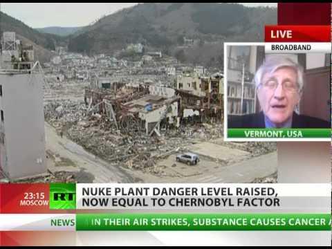 'Worst-case scenario: Fukushima fuel pool with plutonium catches fire'