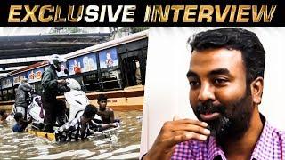 Chennai Floods Again in 2017? Tamilnadu Weatherman Reveals!  BOATS 2