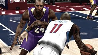 NBA 2K14 Crossovers & Ankle breakers mix