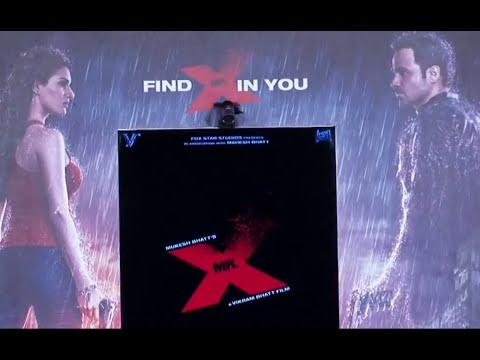 Fox Star Studio & Vishesh Films unveil a unique marketing innovation for Mr X with Star Cast.!