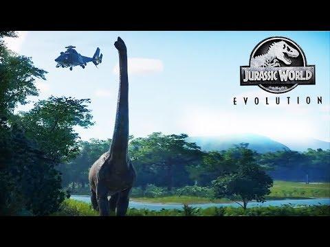 Species Profile : Brachiosaurus   Jurassic World Evolution