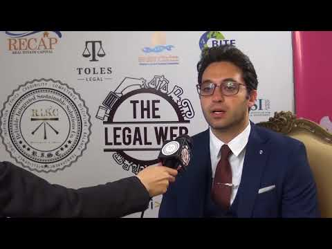 The Legal Web II - Interview with Dr. Ahmed ElShakankiry