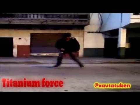 titanium force [free step][ecuador]