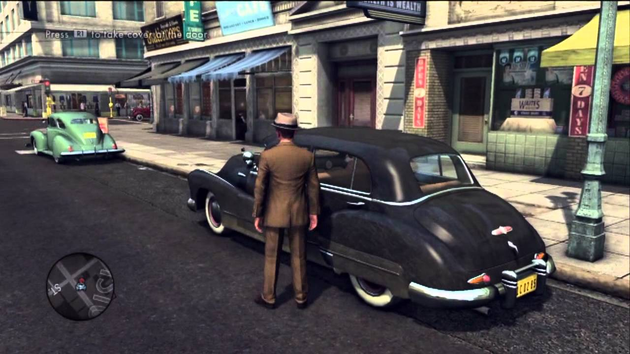 Image result for car tail L.A noire