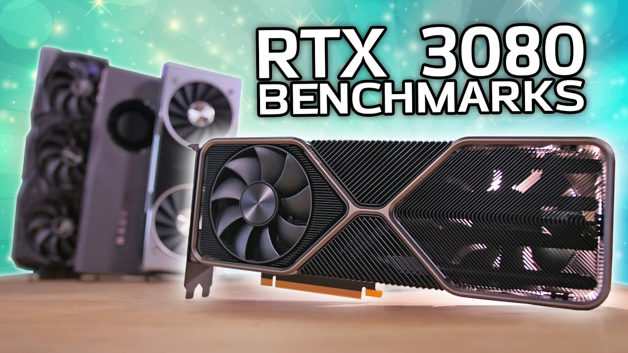 HYPE JUSTIFIED? RTX 3080 Benchmarks and Review!