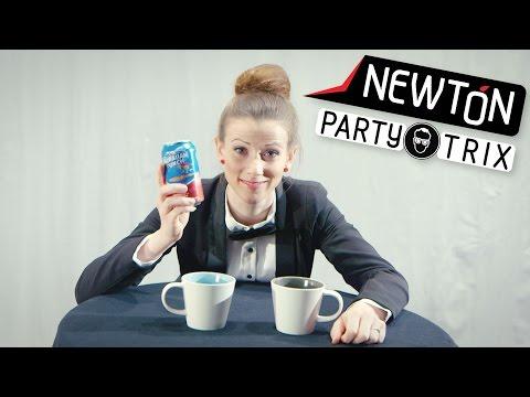 Hoppende Brusboks | Newton PartyTrix | NRK Super