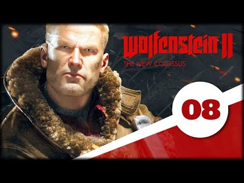 Wolfenstein II: The New Colossus (08) BOOM!