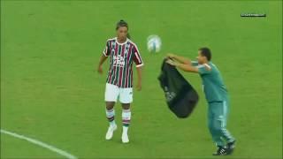Ronaldinho vs Goiás (26/09/2015)