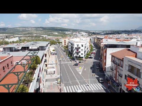 El vídeo de Evo Inmersión de la Lucena confinada que sale a aplaudir a los que luchan contra COVID19