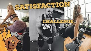 SATISFACTION CHALLENGE | Мишка в эфире