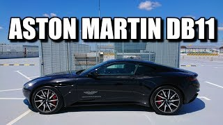 Aston Martin DB11 (ENG) - Test Drive and Review