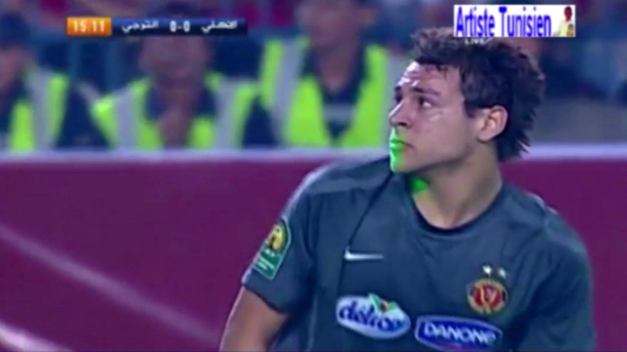 cl 2011 al ahly sc  egypt  vs esp u00e9rance sportive de tunis