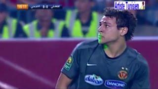 CL 2011 Al Ahly SC (Egypt) vs Espérance Sportive de Tunis (1-1) - Résumé du Match 16-09-2011