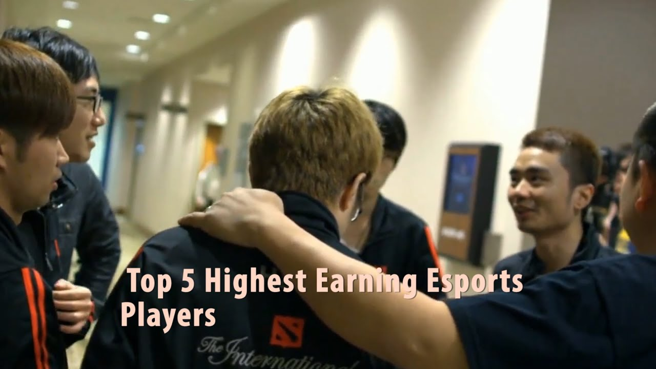 Top 5 Earning Gamers ( Esports Players ) 2015 Edition ...