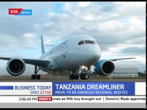Tanzania acquires its first Boeing 787 Dreamliner aircraft | BUSINESS TODAY
