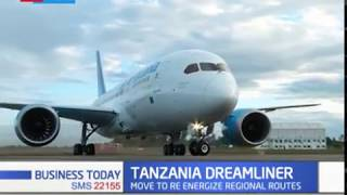 Tanzania receives its first Boeing 787 Dreamliner aircraft | BUSINESS TODAY
