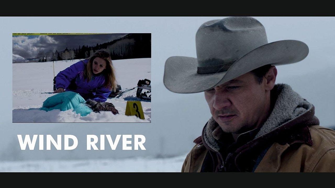Wind River (2017 Jeremy Renner and Elizabeth Olsen Crime Drama) - Official HD Movie Trailer