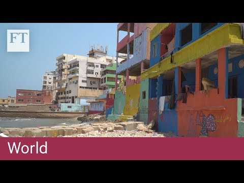 The beautification of a Beirut suburb | World