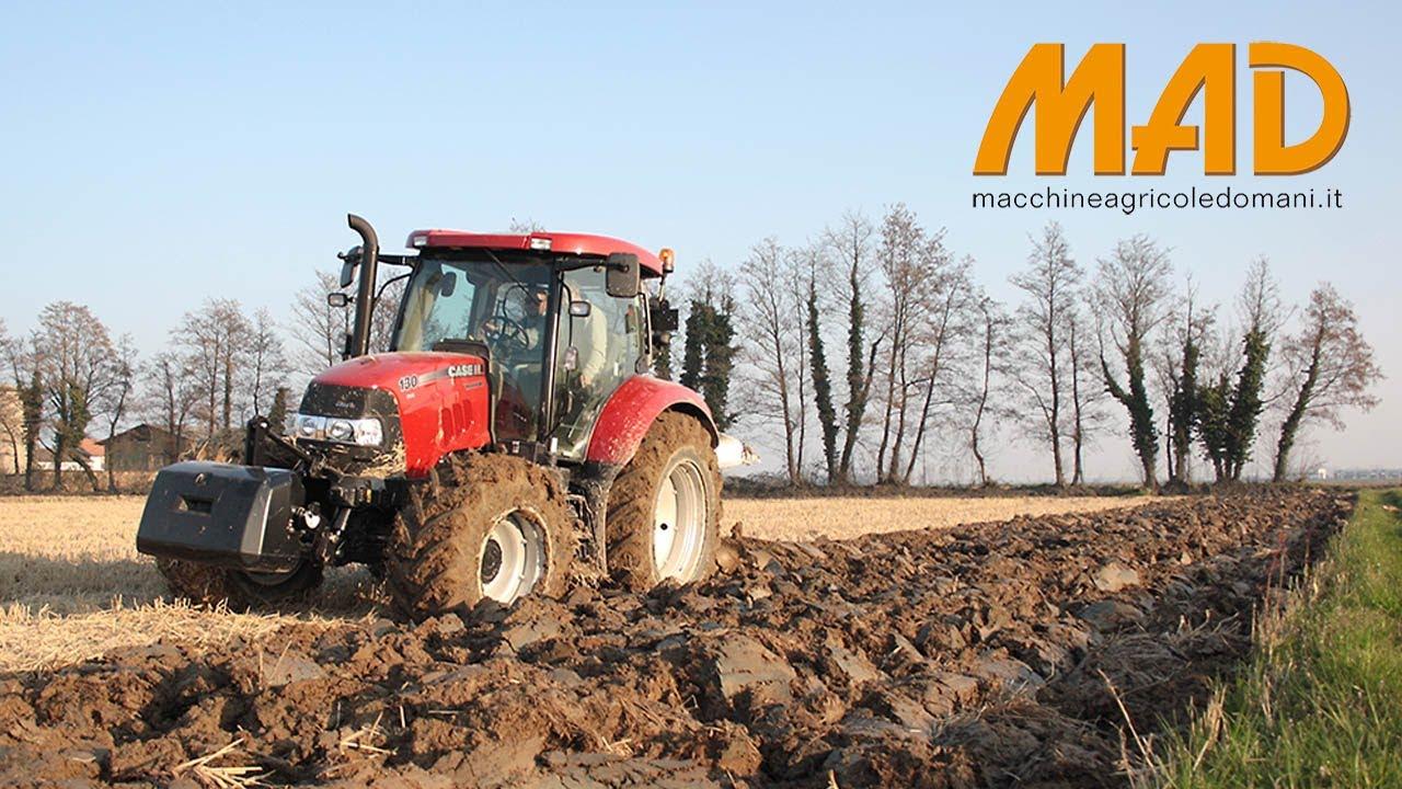 Case Ih Maxxum 130 Cvx  Tractor Test