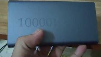 Pin sạc dự phòng Polymer 10 000 mAh Type C eSaver PJ JP106S 100k trên thegioididong