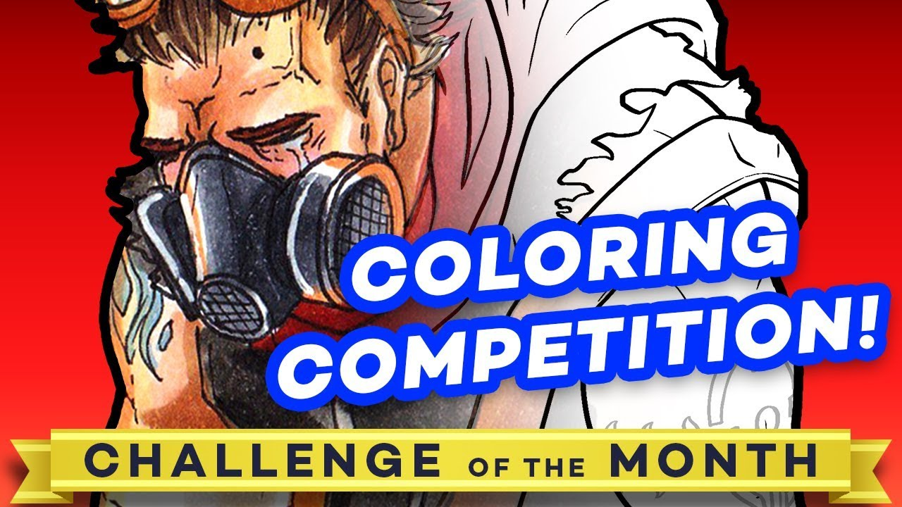 Color Of Loss January 2018 Challenge Of The Month Youtube