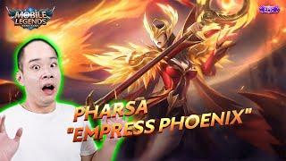 Skin Epic Pharsa Terbaru Kualitas 5 Juta - Mobile Legends