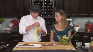Santa Fe Steak Salad -great Tastes 2014