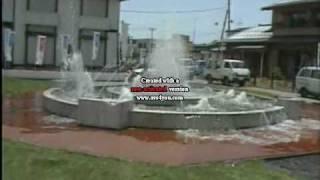 日本海中部地震の津波 tsunami in japan AKTakita tv