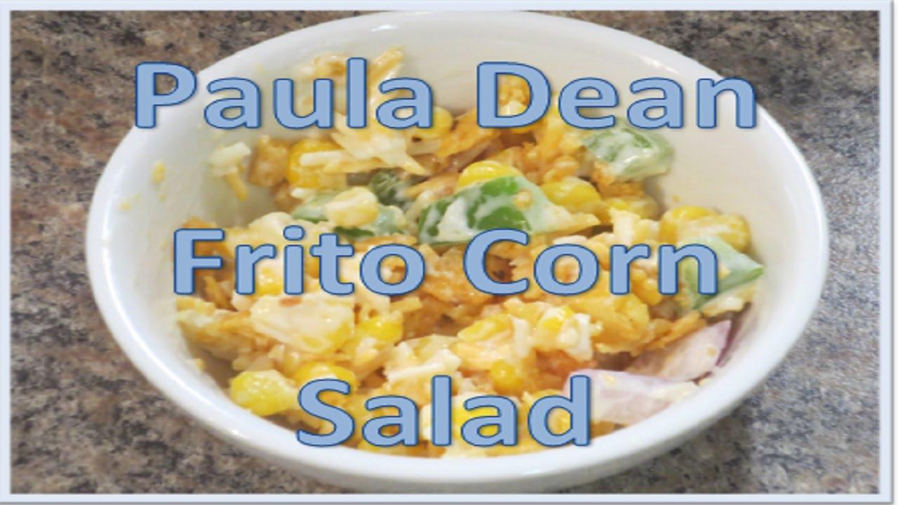 Paula Deen Frito Corn Salad Recipe