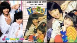 Yess! - Agnes Monica & Eza Yayang - The Song For Kids Official