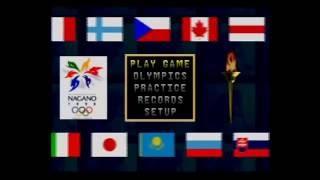 Nagano Olympic Hockey