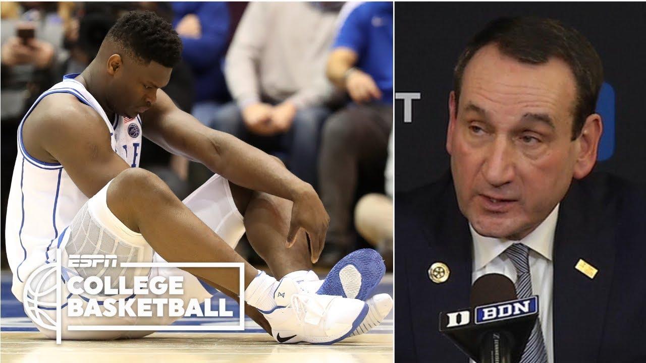 Opinion: Zion Williamson's knee injury deflates Pelicans, NBA season before it begins