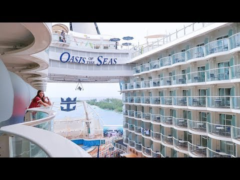 ROYAL CARIBBEAN - OASIS OF THE SEAS (Eastern Caribbean Cruise)