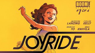 Joyride #1, Deadpool #11, 4 Kids Walk Into a Bank #1, more! Unboxing Wednesdays 286