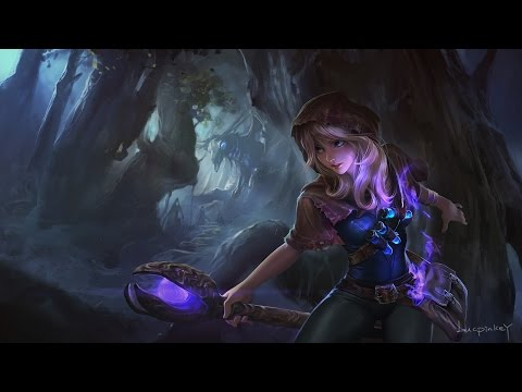 for playing Lux ♥