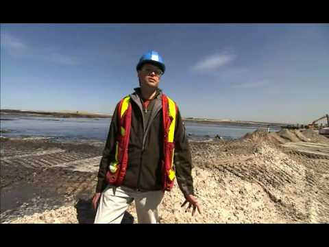 Reclamation of Tailings Pond 1 - Suncor Energy